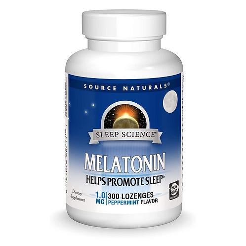 Sleep Science Melatonin Lozenges