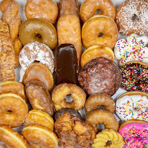 Raised Donuts