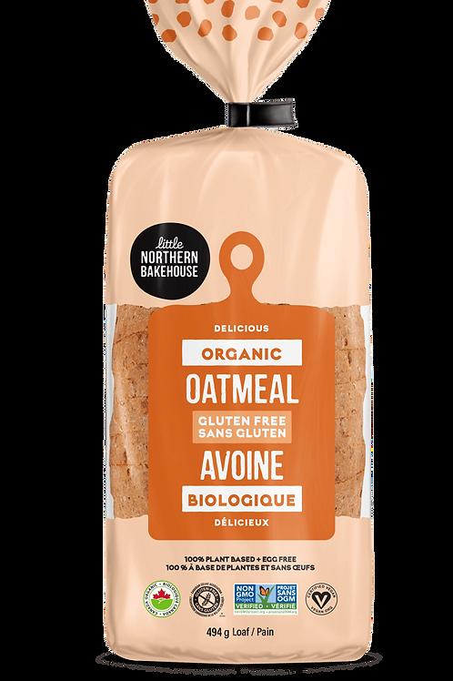 Little Northern Bakehouse Oatmeal Bread Gluten Free