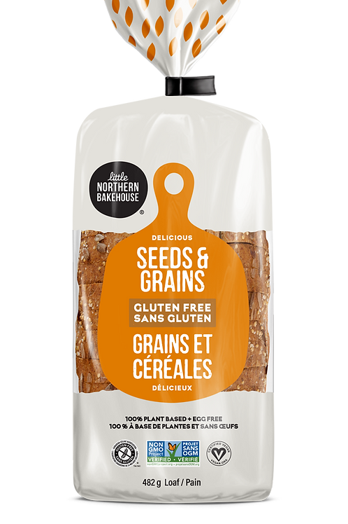 Little Northern Bakehouse Seeds and Grain Bread