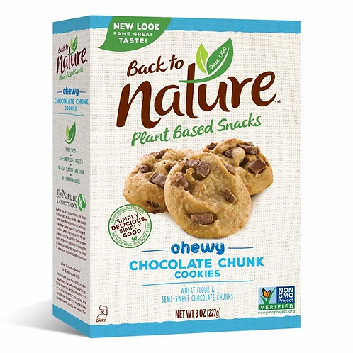 Back To Nature Chewy Chocolate Chunk Cookie