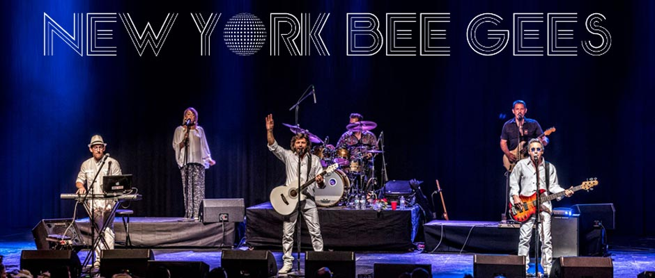 THE NEW YORK BEE GEES