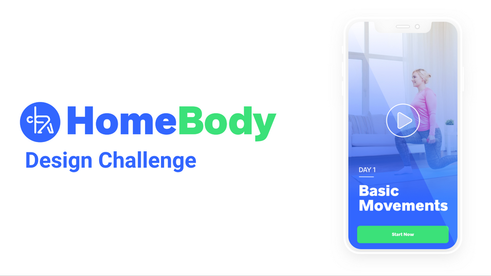 HomeBody Challenge - Coming Soon!