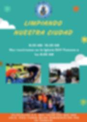 Copy of Teal Houses Summer Camp Flyer Ba