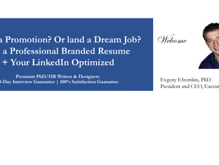 3 main reasons why you should avoid most Resume Writing Services