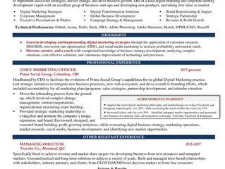 Why is it Important to Have a Professionally Branded Resume in Your Job Search