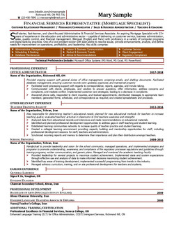 Mary Sample Resume-page-001
