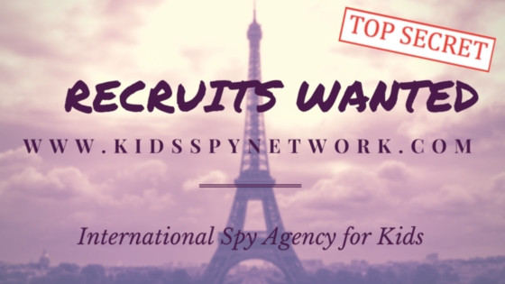 Boy 10, Recruited to International Spy Agency