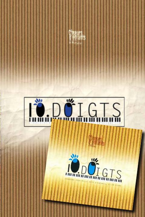 10 Doigts - Kit complet