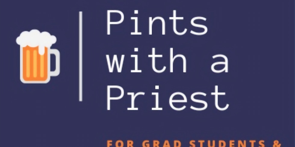 Pints with a Priest