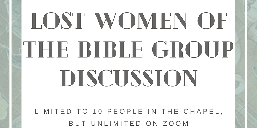 Bible Study Discussion Group