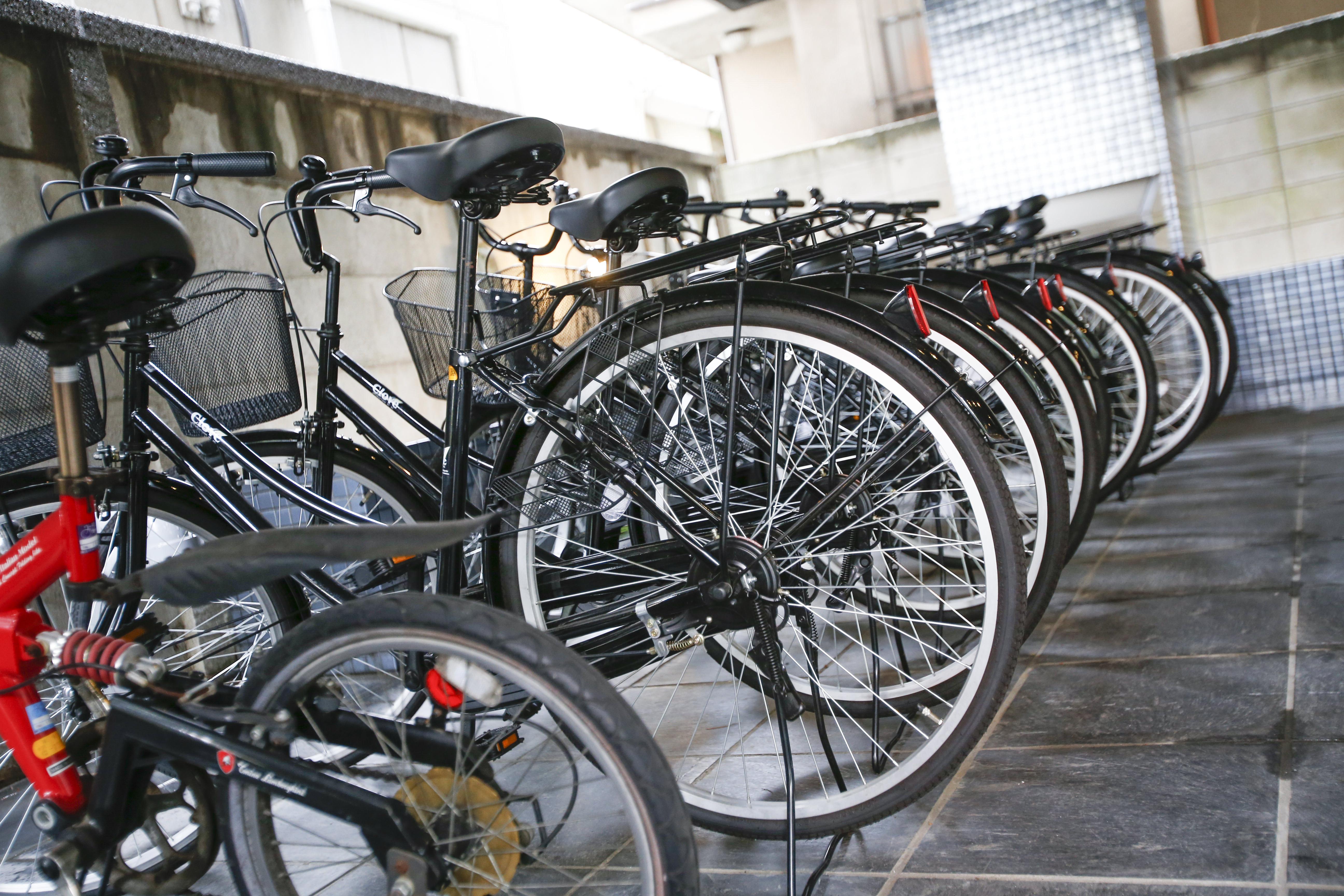 Tokyo Serviced Apartment bike rental