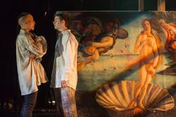 Botticelli in the Fire