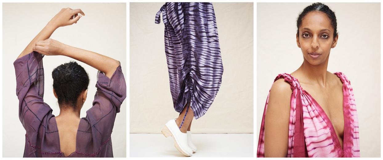 Susanne Goetz- Mitchell Henderson - Delfina Farias designs tryptic