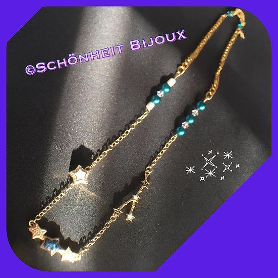 スターネックレス/ Lux Star Necklace