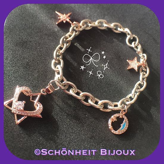 チャームブレスレット / Charm bracelet