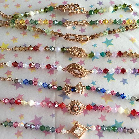 Swarovski Bracelets 1807-B09-RG