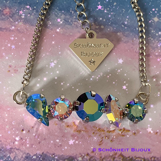 Cosmic Fairy Crystal Necklace