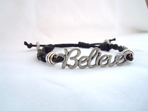 Believe Bracelet BB 101