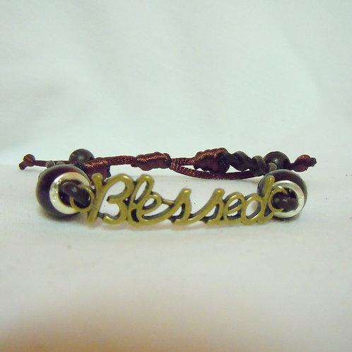 Bronze Blessed Bracelet BLBR 101