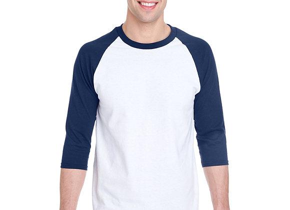 Gildan G570Unisex Cotton raglan T-Shirt