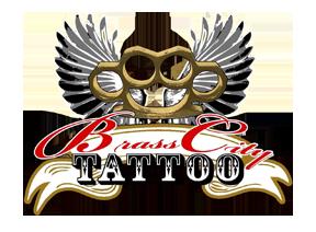 Brass City Tattoo Logo