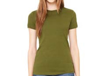 Bella + Canvas 6004 Ladies' The Favorite T-Shirt