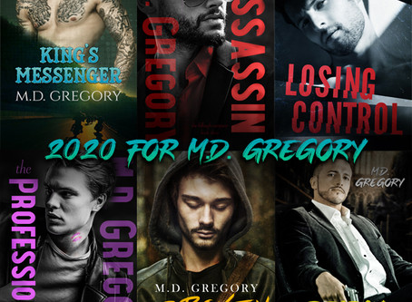 M.D. Gregory: 2020 and What To Expect