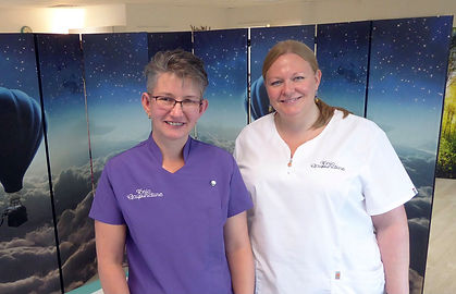Sandra and Janet of Tonic Acupuncture