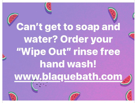 Sanitize anytime you need!