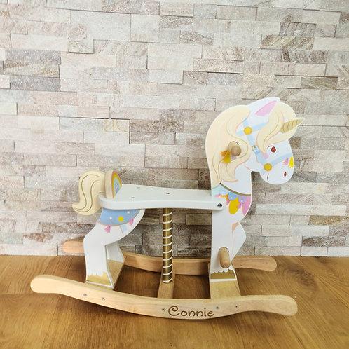 Rocking Unicorn Carousel