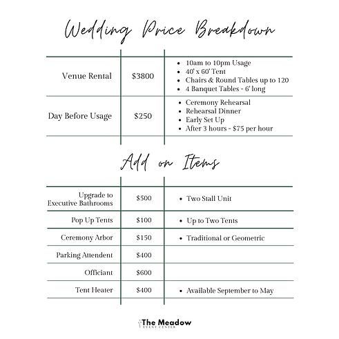 _Price Breakdown - The Meadow Wedding Packages Menu - Updated 82021 (2).png