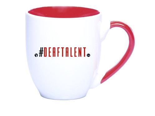 #DeafTalent® Coffee Mug (PreOrder)