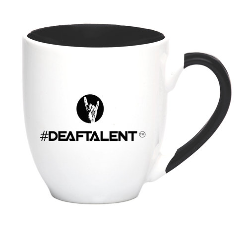 #DeafTalent® Logo Coffee Mug