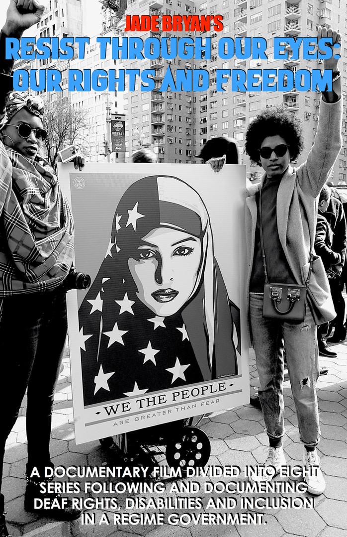 Resist Through Our Eyes