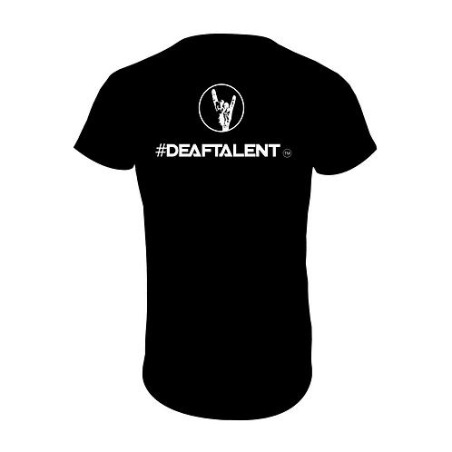 #DeafTalent® Logo T-Shirt