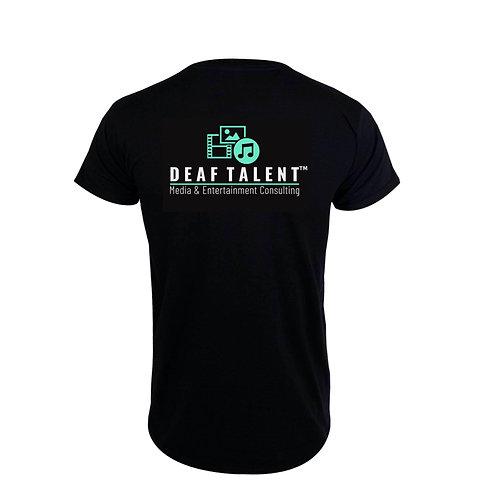 Deaf Talent Media & Entertainment Tee (PreOrder)