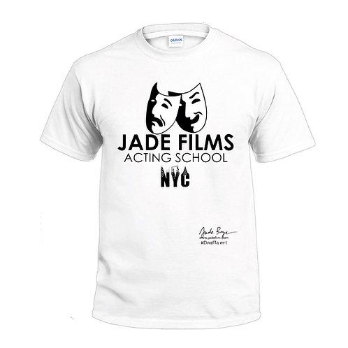 Jade Films Acting School Jersey T-Shirt
