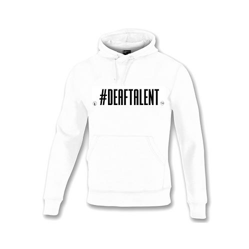 #DeafTalent™ Hoodie (Pre-Order)