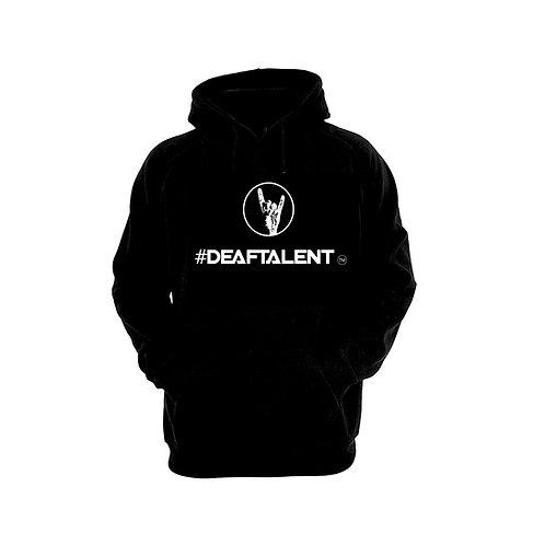 #DeafTalent™ Logo Hoodie (Pre-Order)