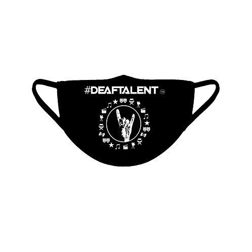 #DeafTalent® Facial Mask II (Pre-Order)