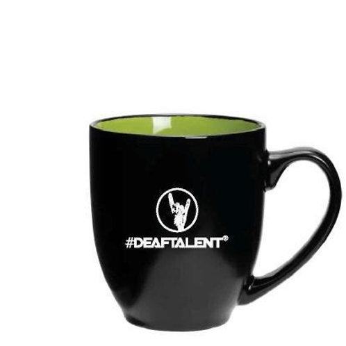 #DeafTalent® Logo Coffee Mug