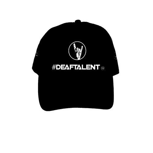 #DeafTalent® Baseball Cap