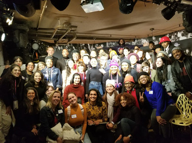Intersectional Gathering (Sundance 2019)