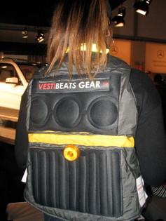 VestiBeats Gear by Jade Bryan