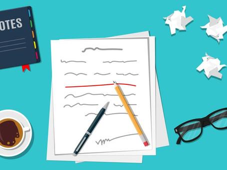 Hoe schrijf je een aantrekkelijke synopsis?