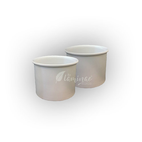 Ceramic Pot Drum Planter - Set of 2