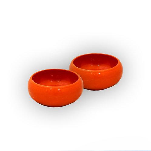 Ceramic Pot Bowl Planter -Set of 2