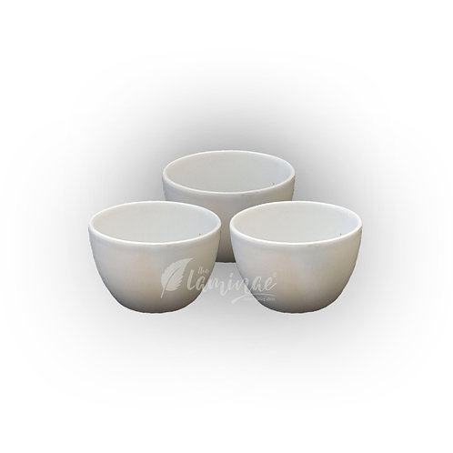 Ceramic Pot Succulent Pot -2 Set of 3