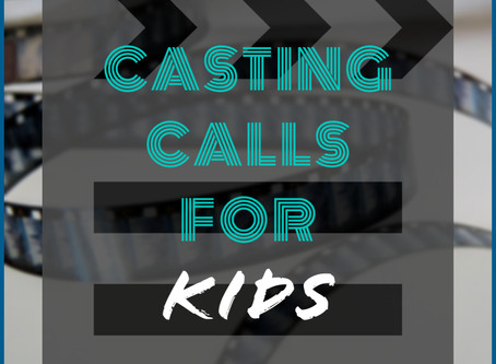 Casting Call for Kids
